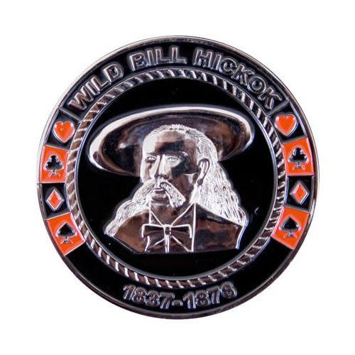 Poker Production - Card-Guard Wild Bill Hickok
