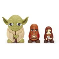 Abysscorp - Star Wars - Figurines poupées russes 9cm