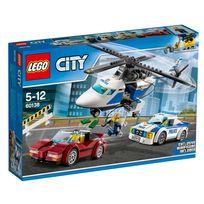 La course-poursuite en hélicoptère - 60138