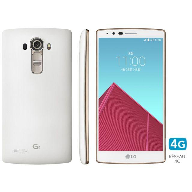 Destockage LG G4 32Go blanc et or pas cher - Achat   Vente ... cfb2c2c0f380