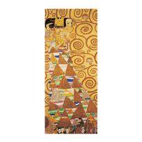 Editions Ricordi - Puzzle 2000 pièces panoramique : L'attente, Gustav Klimt