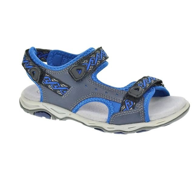 efe49ae9603a50 Kickers - Chaussures Garçon Sandales modele Kiwi Bleu - pas cher Achat /  Vente Sandales et tongs enfant - RueDuCommerce