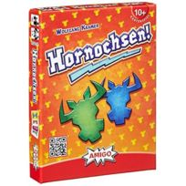 "Amigo - Jeu de cartes ""Hornochsen"" - Langue: allemande"