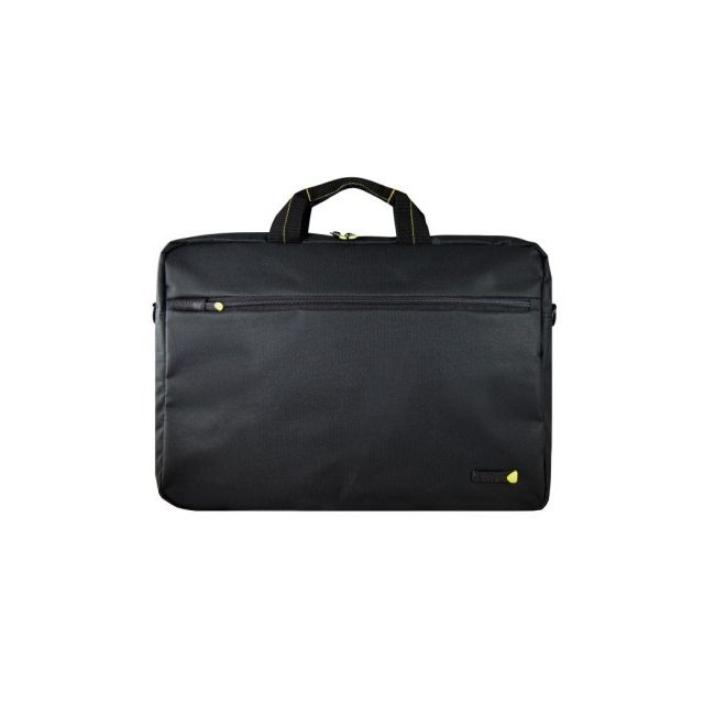 34d74e7c46 Techair - Sacoche Shoulder Bag ordinateur portable-15.6'' Noir - pas ...