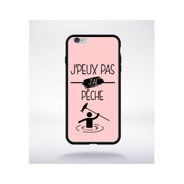 iphone 6 coque peche
