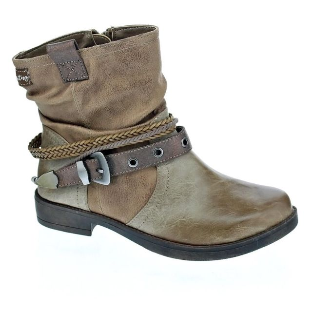 Achat Pas Mustang Femme 55532 Cher Bottine Chaussures Modele 40xwX4