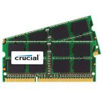 Crucial - 16GB 8GBX2, Ddr3-1333 Sodimm