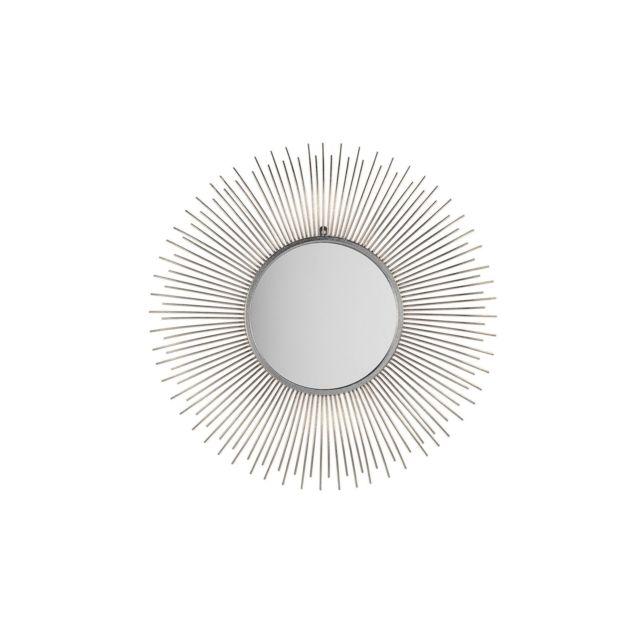 BELIANI Miroir argenté CILLY - or