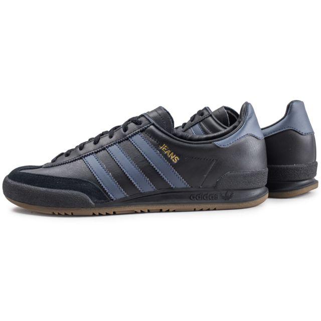 Adidas originals Jeans Noire Et Bleue pas cher Achat