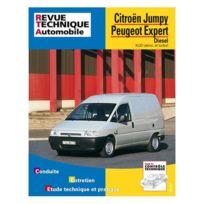 Topcar - Revue technique pour Citroën Jumpy diesel Xud