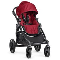 Baby Jogger - Poussette Select Rouge - Babyjogger