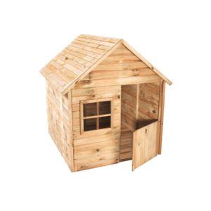Forest style cabane enfant modulable marina en bois - Cabane en bois de jardin pas cher ...