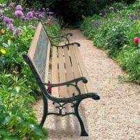 Banc De Jardin En Bois Achat Banc De Jardin En Bois Pas Cher Rue