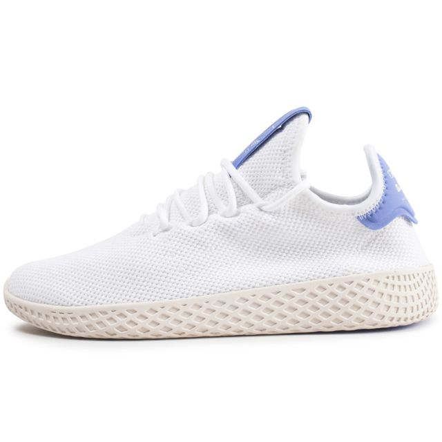 Adidas originals Pharrell Williams Tennis Hu Blanche Et