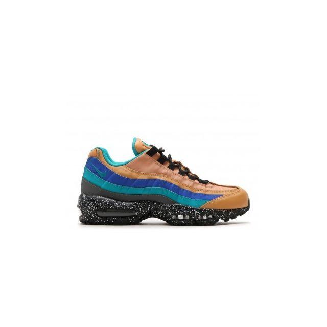 online retailer b996a 9538c Nike - basket Air Max 95 Premium- 538416-204 - Age - Adulte, Couleur -  Marron, Genre - Homme, Taille - 42 - pas cher Achat   Vente Chaussures  basket - ...