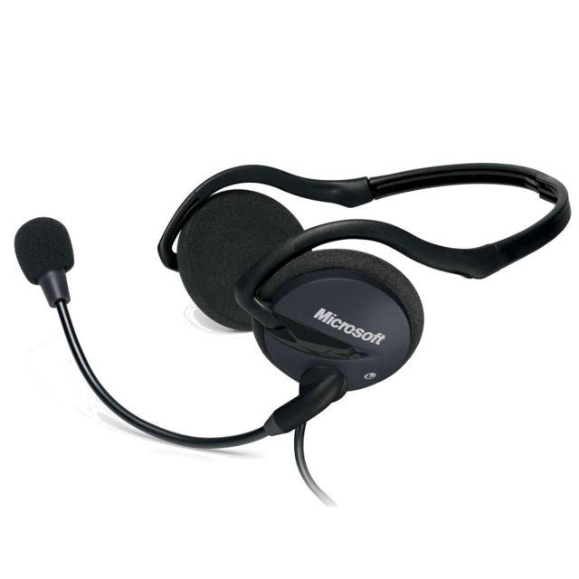 Micro casque - LifeChat LX 2000