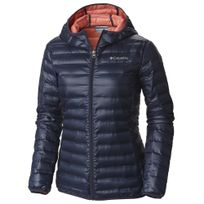 Columbia - Veste à capuche Flash Forward Hooded Down Jacket