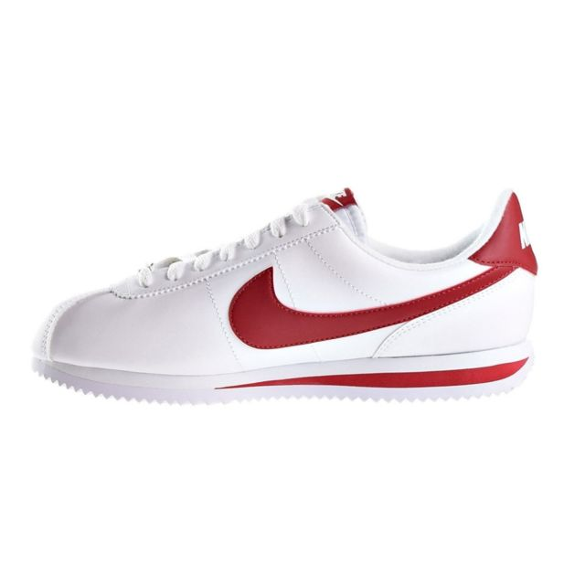 competitive price 51f08 5d94f Nike - Basket Nike Cortez Basic Leather - 819719-101