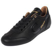 Cruyff - Chaussures basses cuir ou simili Vanenburg noir Noir 75148