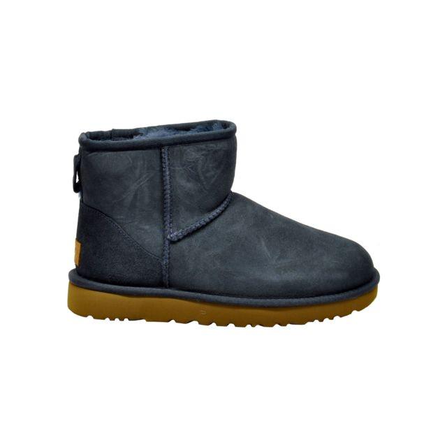 ugg bottes femme bleu