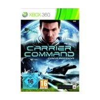 Morphicon - Carrier Command : Gaea Mission import allemand