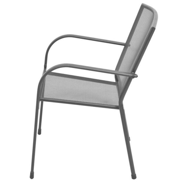 Sièges d'extérieur gamme Managua Icaverne Chaise de salle à