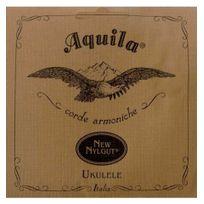 Aquila - 10U Nylgut - Jeu de Cordes ukulele Tenor - 4ième haute