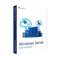 Microsoft - Windows Server 2016 Standard 16 Core