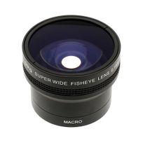 Oting - Objectif Fisheye 0,15x avec Macrophoto pour Sony Alpha