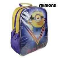 2ef54f2d7a Cartable avec lumières Led Minions - sac à dos enfant fille garcon cartable  scolaire