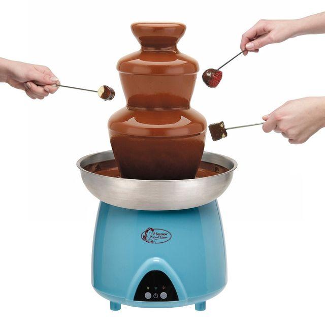 BESTRON Fontaine à Chocolat électronique 230W - capacité 1000 grams
