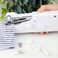 Mini Machine à Coudre Electrique Portative À Piles Ultra-Légère