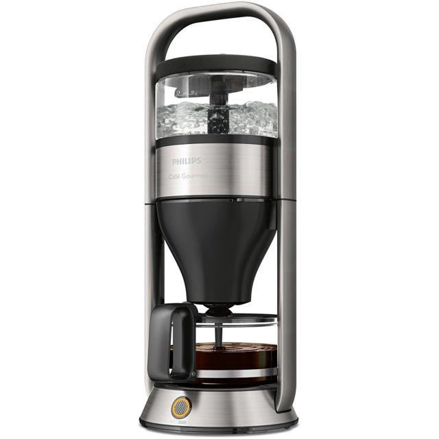 PHILIPS Cafetière filtre Gourmet programmable HD5413-00