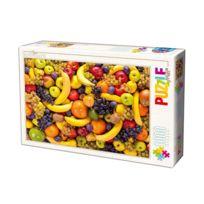 Dtoys - Puzzle 1000 pièces : Niveau très difficile : Fruits