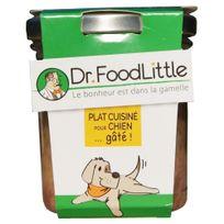 Dr Foodlittle - Plat cuisiné pour Chien au Porc - 150g