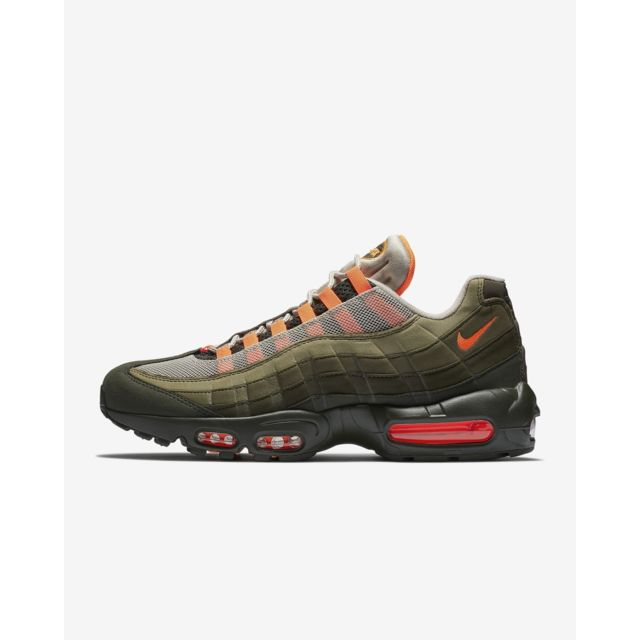 Nike Air Max 95 Og Age Adulte, Couleur Vert, Genre