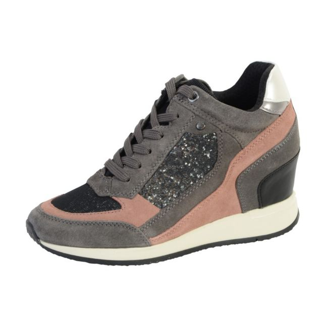 Abordable Basket chaussure Tendance Geox Nydame Baskets