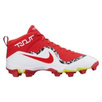 buy popular 4f92e 7db01 Nike - Crampons de baseball moulés Force Trout 4 Keystone rouge Pointure -  44