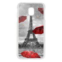 Lapinette - Coque Souple Pour Samsung Galaxy J5 2017 Tour Eiffel Paris