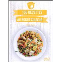 First - 150 recettes au robot-cuiseur