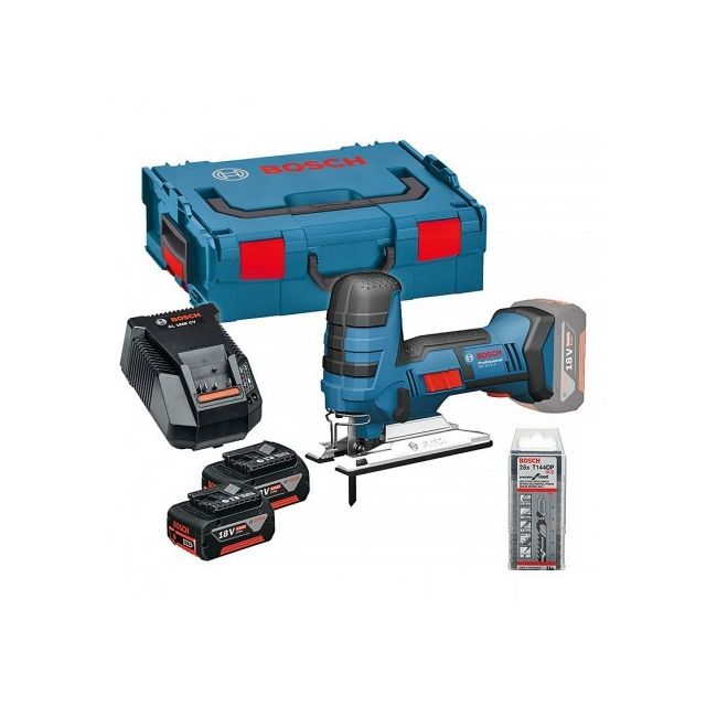 b4adef7f0d5ab Bosch - Scie sauteuse Bosch Gst 18V-LI S Professional (2x4