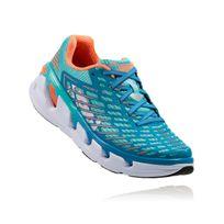 Hoka One One - Vanquish 3 W Bleue Chaussures de running