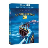 Warner Home Video - Le Pôle Express 3D Blu-Ray 3D active