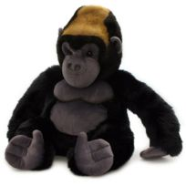 Keel Toys - Peluche Gorille Assis 45 cm