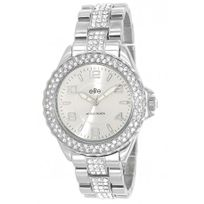 Elite Model - Montre Strass Elite Femme Argenté - E52574-204