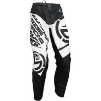 Moose Racing - Pantalon S7 Qualifier Noir Blanc