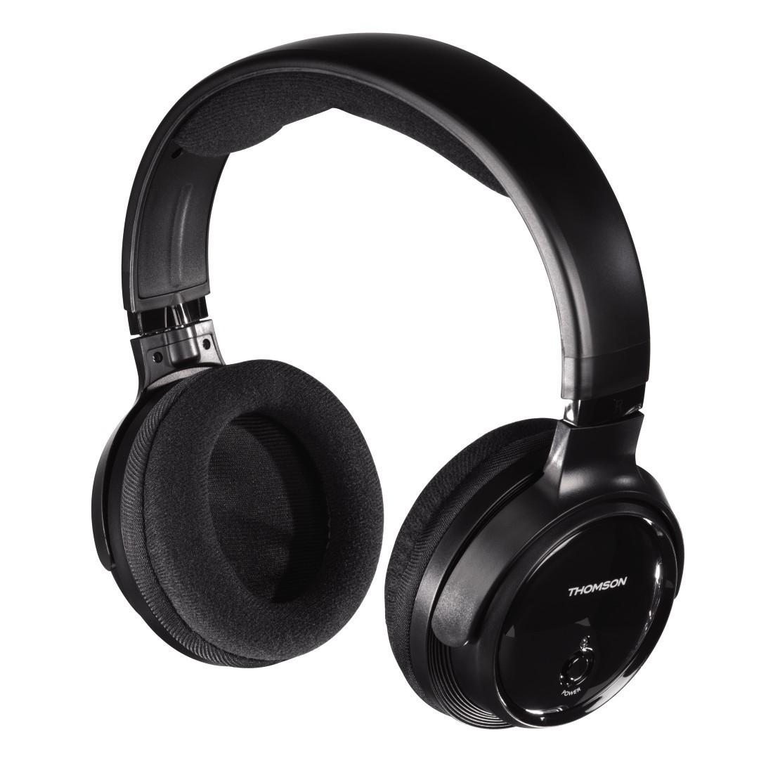 Kit casque sans fil TVWHP3203D - Noir