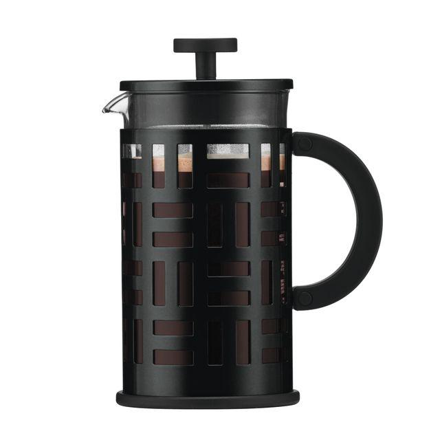 bodum eileen cafeti re piston 8 tasses 1 0 l noir pas cher achat vente cafeti re. Black Bedroom Furniture Sets. Home Design Ideas