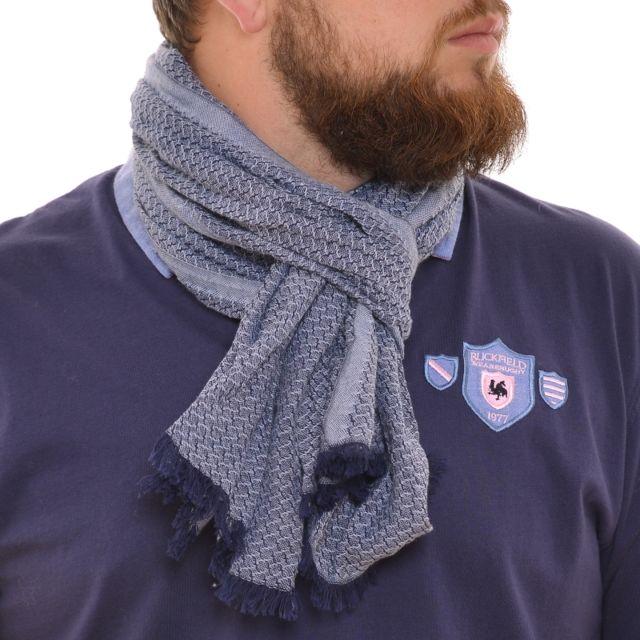 Camel Active - Cheche bleu grillage poule - pas cher Achat   Vente ... 63557df7e34