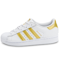 Adidas originals - Superstar Enfant Gold
